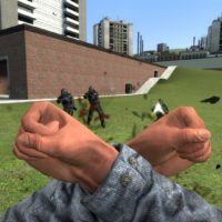 Garry's Mod - BSMod Punch SWEP