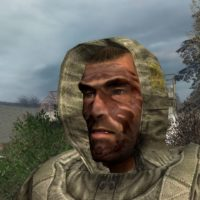 Garry's Mod - Бандит в плаще из S.T.A.L.K.E.R.(игровые модели и NPC)