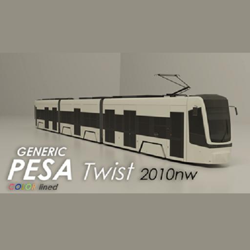 Cities: Skylines - Pesa Twist 2010NW