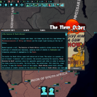 Hearts of Iron IV - The New Order: Dont Surf