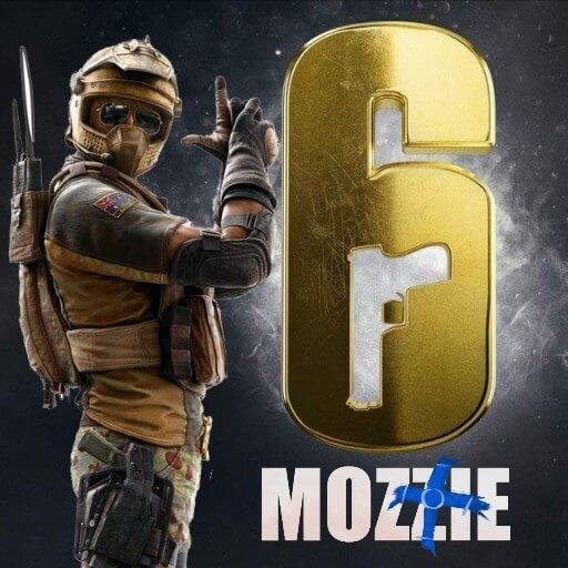 Garry's Mod 13 - Mozzie из Rainbow Six (игровая модель)