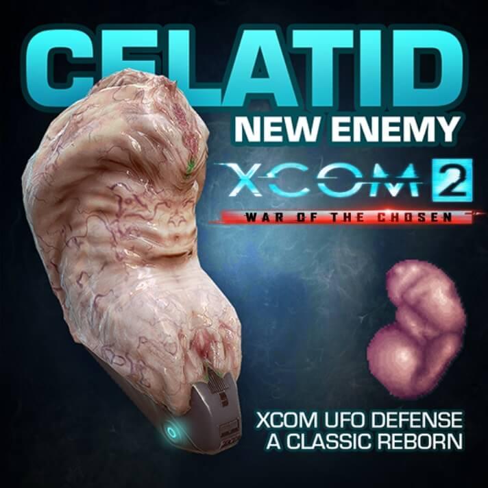 XCOM 2 - Селатид [WotC]
