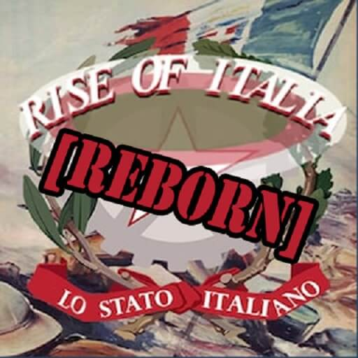 Hearts of Iron IV - Rise of Italia