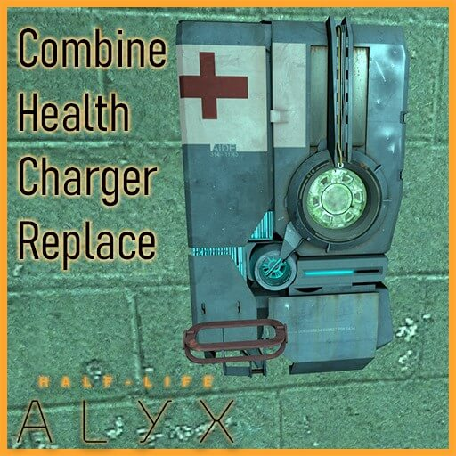 Garry's Mod - Health charger [HL:Alyx]